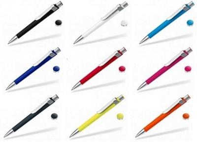 Kunststoff-Kugelschreiber mit Großraummine in vielen Farben erhältlich