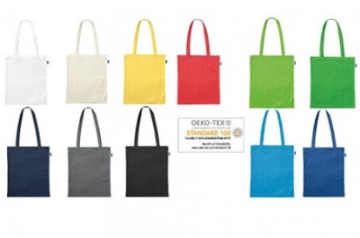 Nachhaltige Taschen aus Baumwolle preiswerte als Werbeartikel
