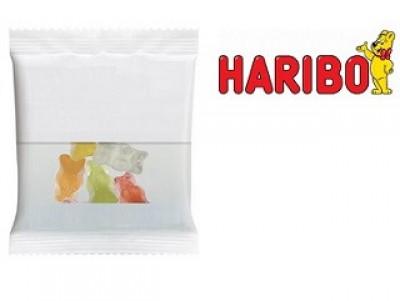 Mini-Gummibärchentütchen von HARIBO bedruckt