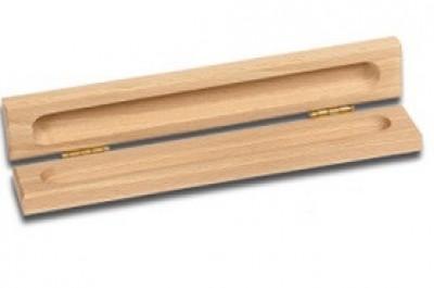 Kugelschreiberetui aus Holz
