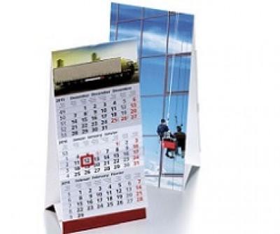 Tischkalender preiswert mit Druck bis zu 4 Farben