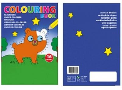 Kindermalbuch bedruckt mit Logo, preiswert