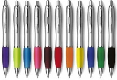 Kugelschreiber mit Metallclip preiswert