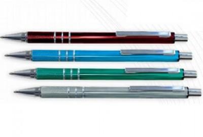 Kugelschreiber aus Aluminium in vielen Farben