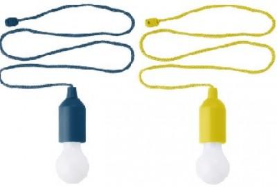 Lampe in vielen farben mit Zugfunktion