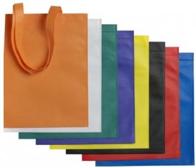 Farbliche günstige Einkaufstaschen als Werbeartikel