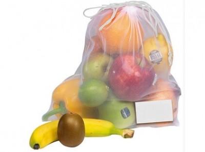 Frischentz für Obst und Gemüse mit Logo bedruckt