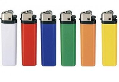 Günstige Werbe-Feuerzeuge in vielen Farben