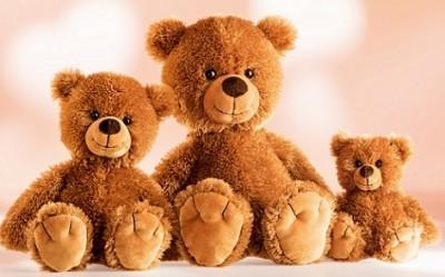Teddybär von Schaffer® als Werbegeschenk