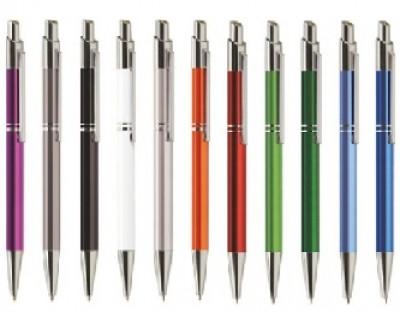 TIKO Metall-Kugelschreiber mit günstiger Gravur
