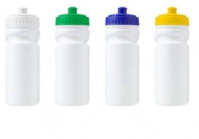 Sportflasche in vielen Farben optimal als Werbemittel