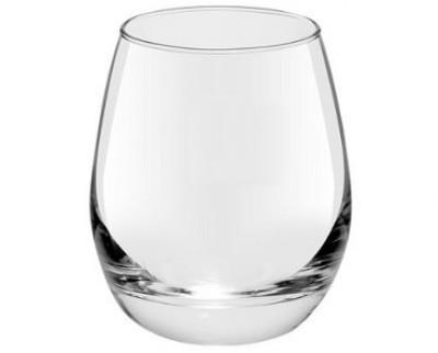Wasserglas, Trinkglas mit Logo bedruckt