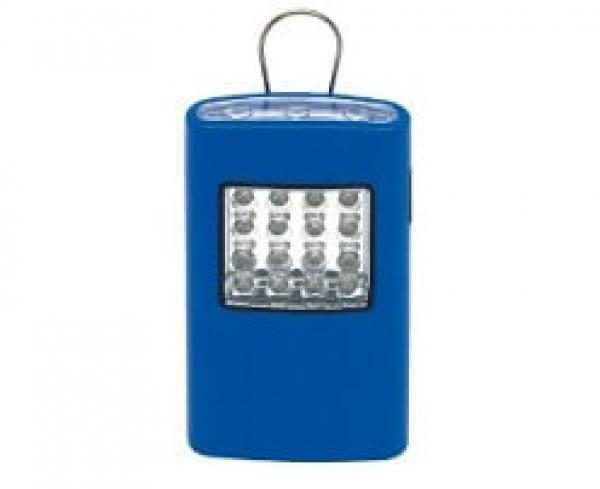 Arbeitslampe mit Magnet-Befestigung und 16 hellen LED`s